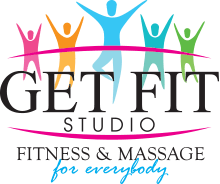 Get Fit Studio by Sarah Logo